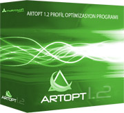 ArtOpt 1.2 and ArtOpt 1.5 Profile Optimization Program